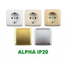 Cерия Alfa IP20