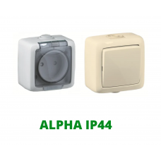 Cерия Alfa IP44