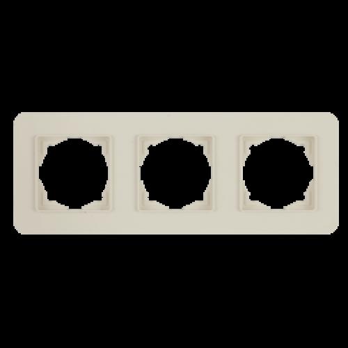 Рамка*3 крем 01371200-000143      ()
