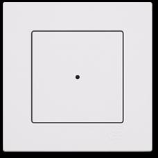 Выключатель 1-кл сенсорный (без рамки) белый