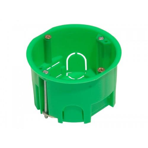 Коробка установочная для полых стен (металлические лапки)