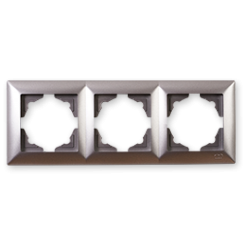 Рамка*3 серебро 01 29 15 00 000 143  01 29 15 00 000 143 ()