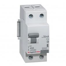 УЗО электромеханическое 2P 40A 10kA 30mA тип AC