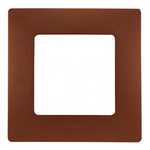 Рамка 1 пост какао Legrand Etika (672571)