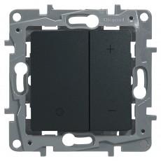 Светорегулятор 400Вт антрацит