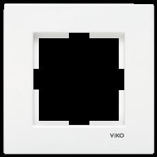 Рамка*1 белая