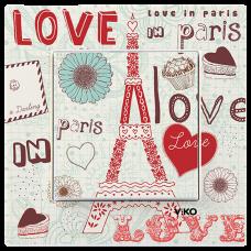 """Выключатель 1-кл. """"Париж"""""""