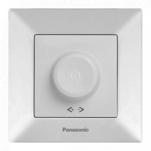 Выключатель-диммер белый 300 Вт WMTC05242WH-BY Panasonic WMTC05242WH-BY ()