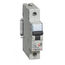 Автоматический выключатель 1P 20A хар-ка C 6kA
