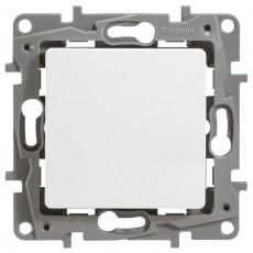 Выключатель перекрестный 1-кл белый