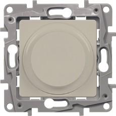 Светорегулятор универсальный 300Вт без нейтрали слоновая кость