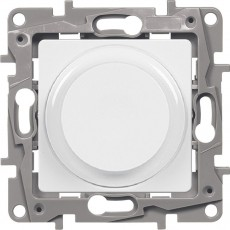 Светорегулятор универсальный 300Вт без нейтрали белый