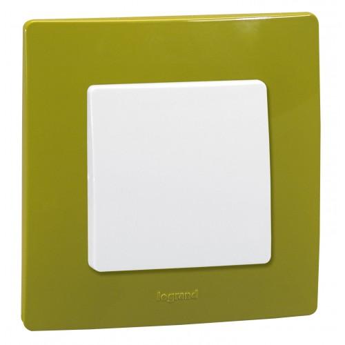 Выключатель 1-кл. белый Legrand Etika (672201)