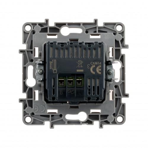 Светорегулятор 400Вт белый Legrand Etika (672218)