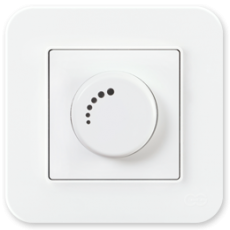 Светорегулятор 1000 Вт белый