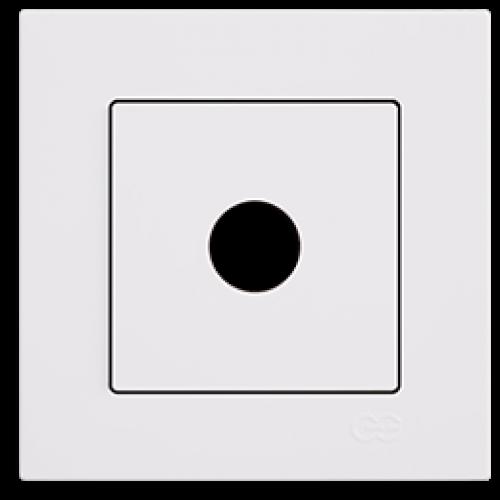 Кабельный выход белый Gunsan Eqona (01409300-157165)