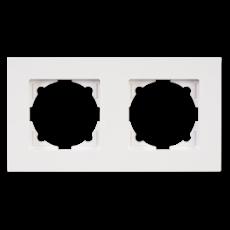 Рамка 2-я белый