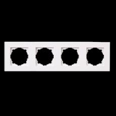 Рамка 4-я белая