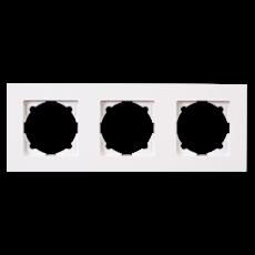 Рамка 3-я белый