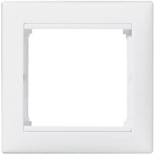 Рамка 1 пост белая Legrand Valena Classic (774451)