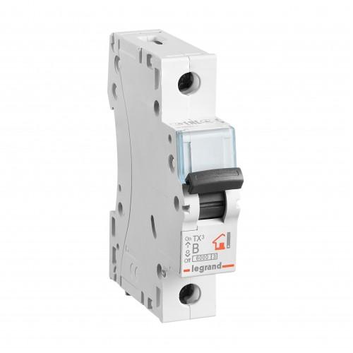 Автоматический выключатель 1P 32A хар-ка B 6kA  Legrand ТХ3 (403975)