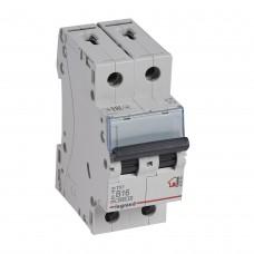 Автоматический выключатель 2P 16A хар-ка B 6kA