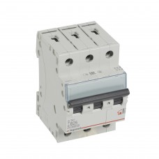 Автоматический выключатель 3P 25A хар-ка B 6kA