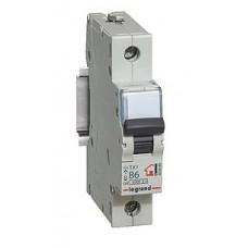 Автоматический выключатель 1P 10A хар-ка C 6kA