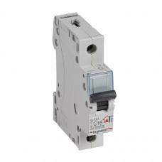 Автоматический выключатель 1P 16A хар-ка C 6kA