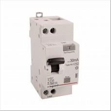 Дифференциальный автомат электронный 1P+N 6A хар-ка C 6kA 30mA тип AC