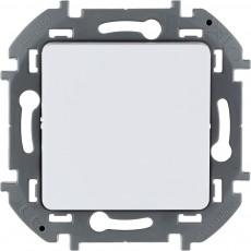 Выключатель одноклавишный 10 AX 250 В~ белый