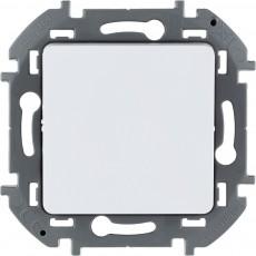 Переключатель одноклавишный 10 AX 250 В~ белый