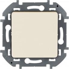 Переключатель одноклавишный 10 AX 250 В~ слоновая кость