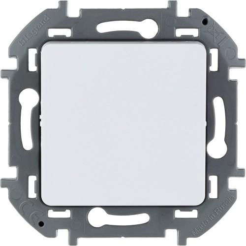 Переключатель промежуточный винтовые клеммы 10 AX 250 В~ белый Legrand Inspiria (673680 )