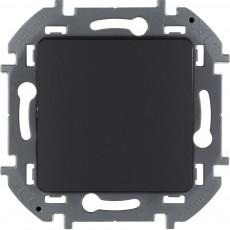 Переключатель промежуточный винтовые клеммы 10 AX 250 В~ антрацит