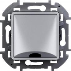 Вывод кабеля с зажимом для крепления алюминий
