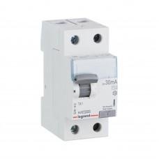 УЗО электромеханическое 2P 25A 10kA 300mA тип AC