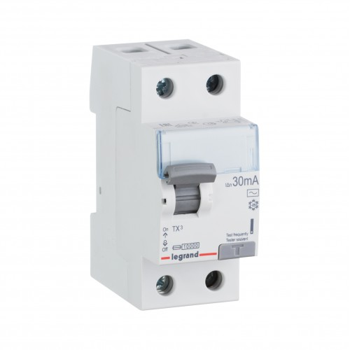 УЗО электромеханическое 2P 25A 10kA 300mA тип AC Legrand ТХ3 (403038)