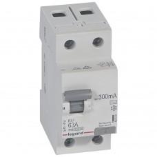 УЗО электромеханическое 2P 63A 10kA 300mA тип AC