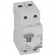 УЗО электромеханическое 2P 40A 10kA 30mA тип A