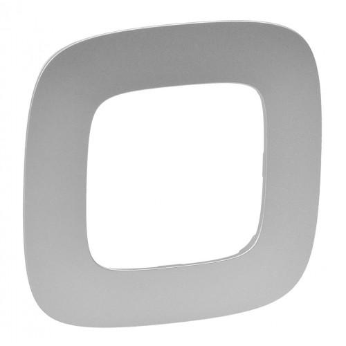 Рамка 1 пост алюминий Legrand Valena Allure (754391)