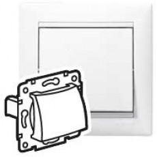Обрамление для кабельного ввода (белый) (без рамки)