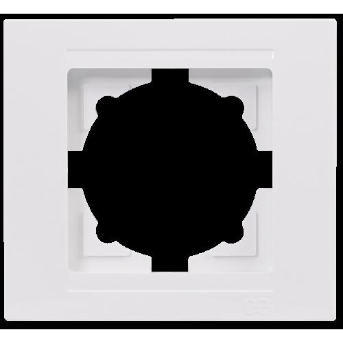 Рамка*1 белая Gunsan Moderna (01 29 11 00 000 140)