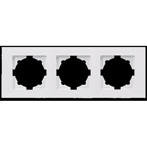 Рамка*3 белая Gunsan Moderna (01 29 11 00 000 143)