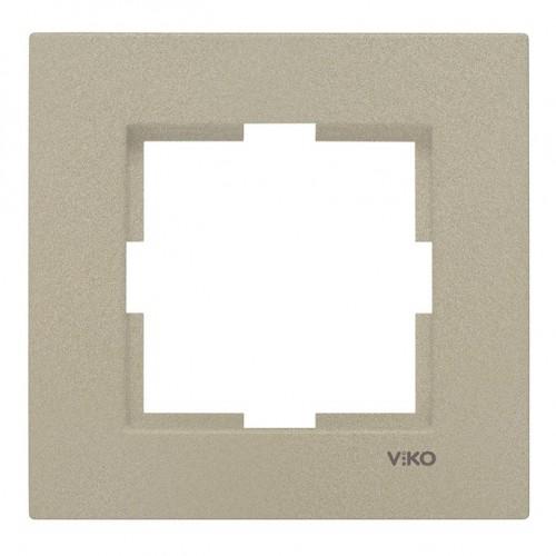 Рамка*1 бронза Viko Novella (92190621)