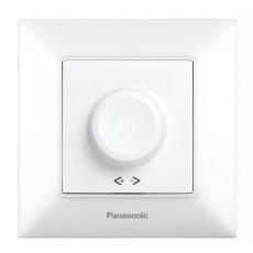 Выключатель-диммер белый 6-100W