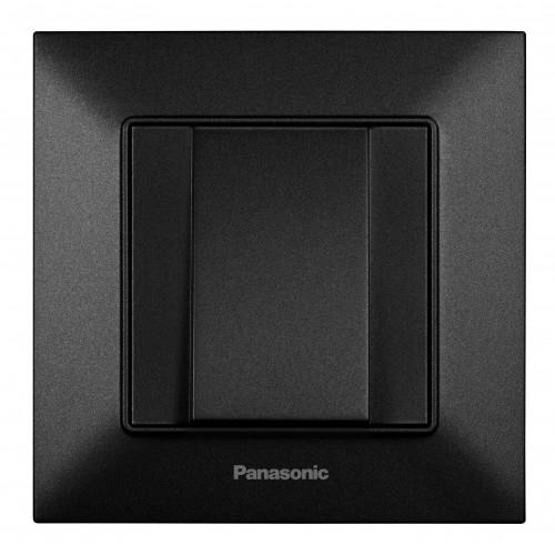 Вывод кабеля черный Panasonic Arkedia Slim (WNTC07022BL-BY)