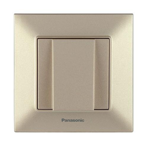 Вывод кабеля бронзовый Panasonic Arkedia Slim (WNTC07022BR-BY)