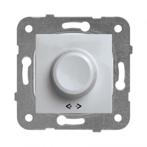 Светорегулятор RLC 30-300 Вт серебро Panasonic Karre plus (WKTT05242SL-BY)