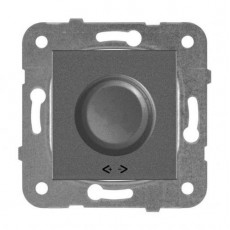 Светорегулятор RLC 30-300 Вт дымчатый